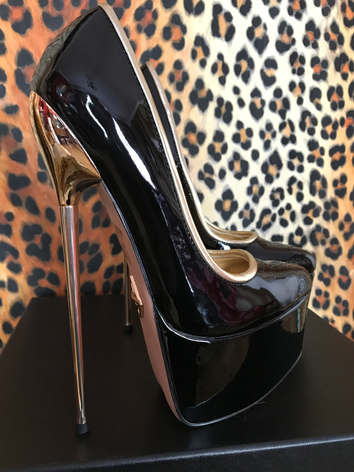 Goddess Penelope High Heels