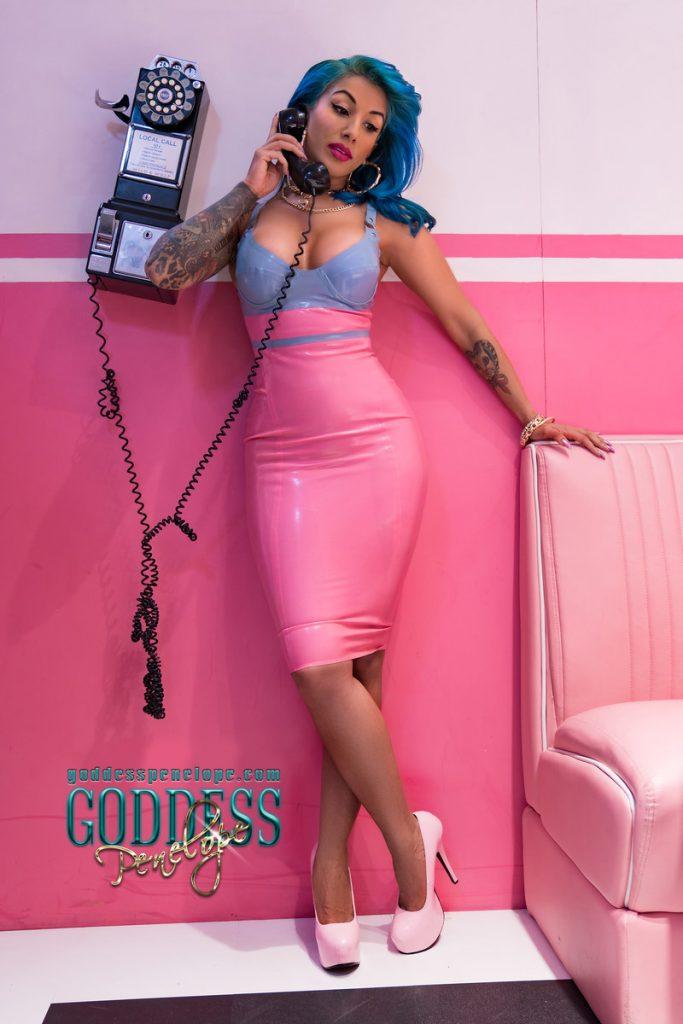 Phone Domination Goddess Penelope