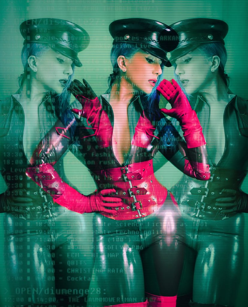 Welcome to the online domain of London Dominatrix and Fetish Clip Curator Goddess Penelope.